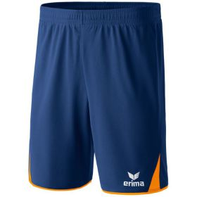 Erima 5-Cubes Short New Navy-Oranje 615523