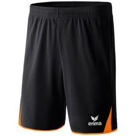 Erima 5-Cubes Short Zwart-Oranje 615508