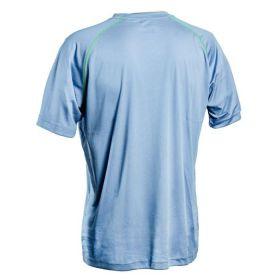 Cawila Scheidsrechter Shirt Referee 15 Korte Mouw Fairblue Achterzijde
