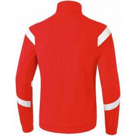 Erima Classic Team Polyesterja Achterzijde Rood-Wit 102630.
