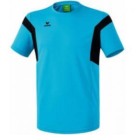 Erima Classic Team T-Shirt Curacao-Zwart 108634