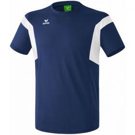Erima Classic Team T-Shirt New Navy-Wit 108637