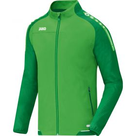 Jako Champ Vrijetijdsjack Zacht Groen-Sport Groen 9817 22