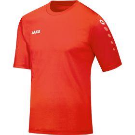 Jako Team Shirt Korte Mouw Flame 4233 18