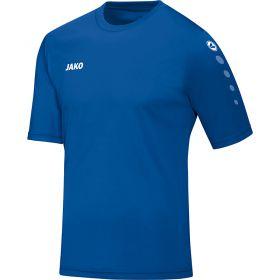 Jako Team Shirt Korte Mouw Royal Blauw 4233 04