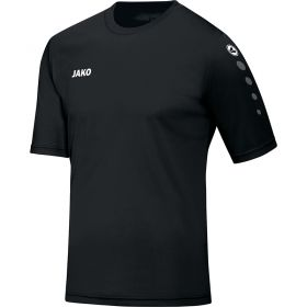 Jako Team Shirt Korte Mouw Zwart 4233 08