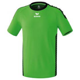 Erima Sevilla Sportshirt Groen-Zwart 6130703