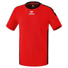 Erima Sevilla Sportshirt Rood-Zwart 6130702