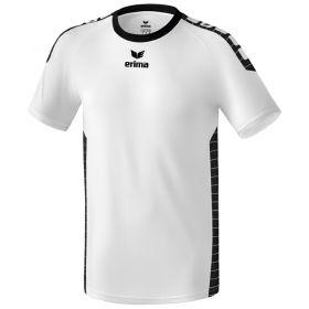Erima Sevilla Sportshirt Wit-Zwart 6130705
