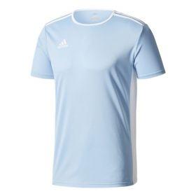 Adidas Entrada 18 Shirt Clear Blauw-Wit CD8414