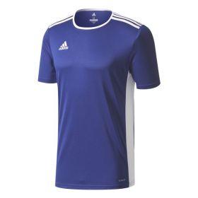 Adidas Entrada 18 Shirt Donker Blauw-Wit CF1036