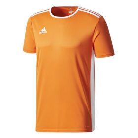 Adidas Entrada 18 Shirt Oranje-Wit CD8366