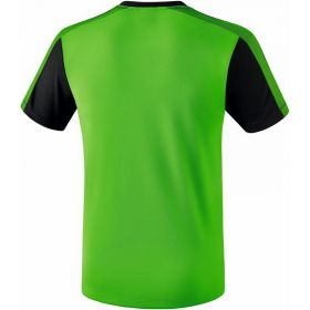 Erima Premium One 2.0 T-Shirt Groen-Zwart-Wit 1081805 Achterzijde