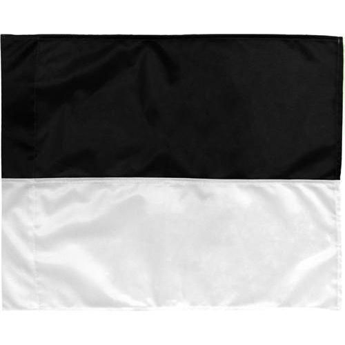 Hoekvlag Zwart-Wit