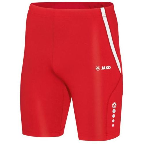 Jako Short Tight Athletico Rood-Wit Maat 164