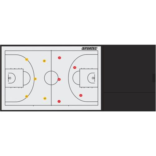 Coachmap de Luxe Basketbal