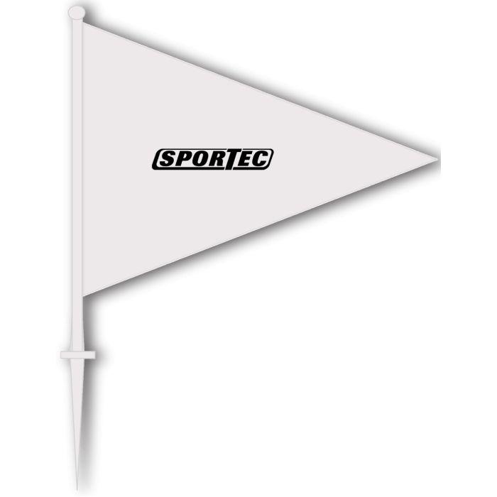 Markeringsvlaggen Wit