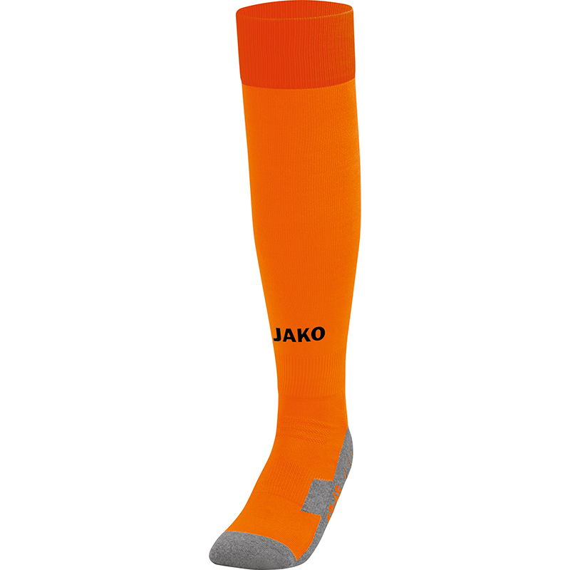 Jako Kousen Leeds Fluo Oranje-Oranje Maat 3 (35-38)