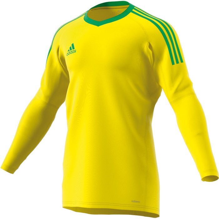 Adidas Revigo 17 Keepersshirt Fel Geel-Energy Groen Maat 116