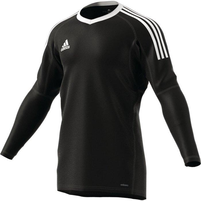 Adidas Revigo 17 Keepersshirt Zwart-Wit Maat 128
