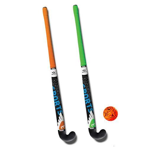 Hockeyset 2 Sticks en Bal 30 inch