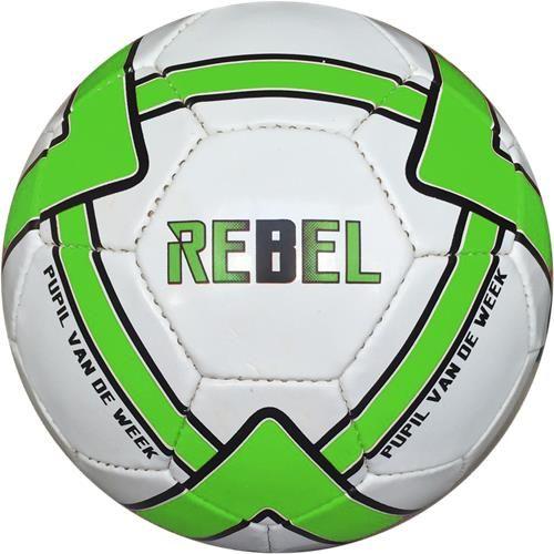 Rebel Pupil van de Week Bal Wit-Groen