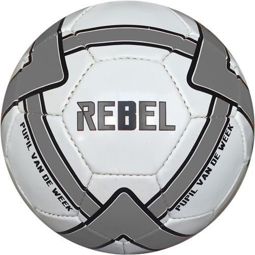 Rebel Pupil van de Week Bal Wit-Zwart