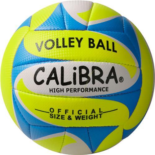 Calibra Beachvolleybal Alegre 2.0 Geel-Blauw-Wit