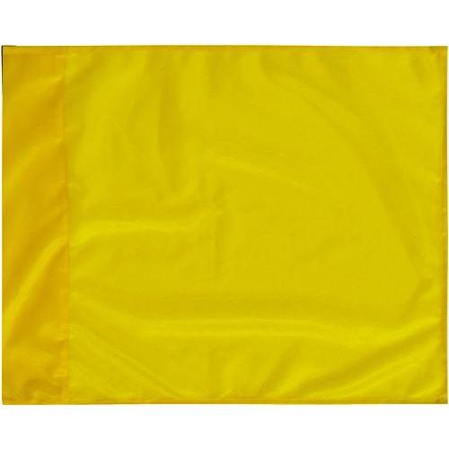 Hoekvlag 40 Millimeter Geel