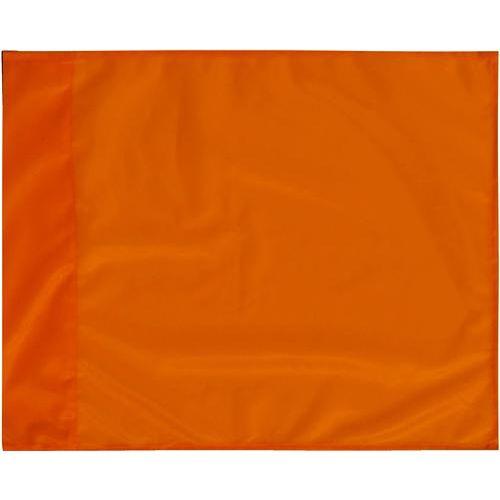 Hoekvlag 40 Millimeter Oranje