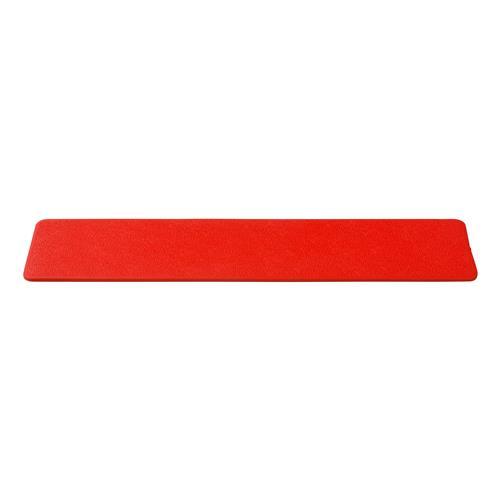 Bodemmarkering Strip 5 Stuks Rood