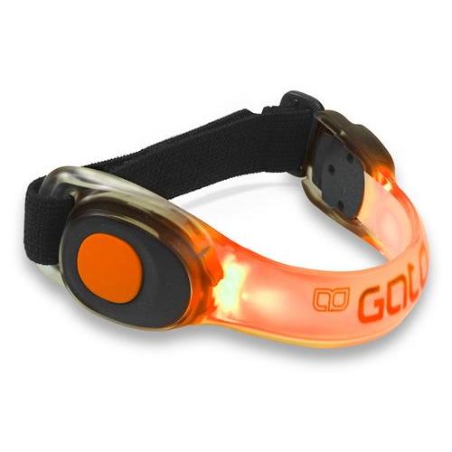 Neon LED Armband Oranje