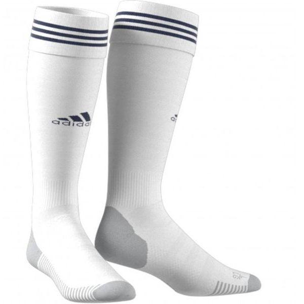 Adidas Adisock 18 Kousen Wit-Donker Blauw Maat 27-30