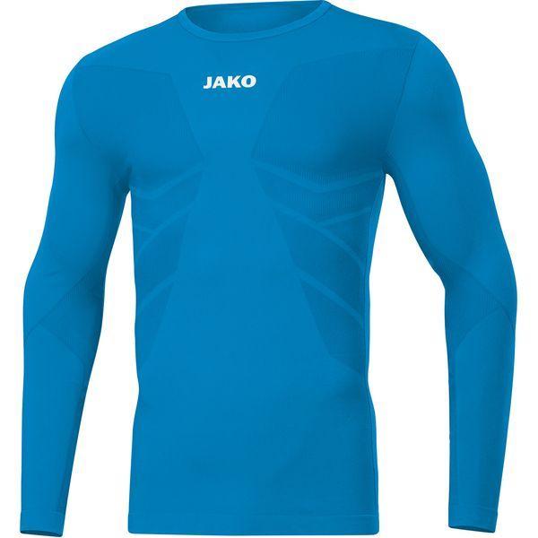 Jako Longsleeve Comfort 2.0 JAKO Blauw Maat S