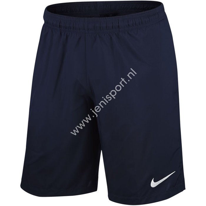 b0d97cc3d23 Nike Academy 16 Woven Short Obsidian 726010 451