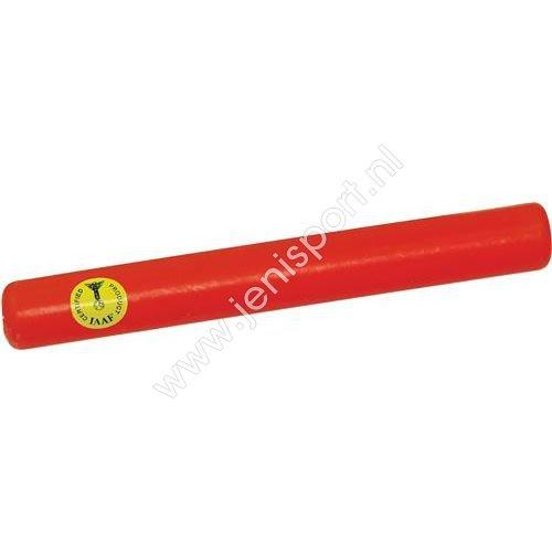 estafette stokken kunststof trainingsmaterialen jeni sportestafettestok pvc estafette stokken kunststof rood 9248 1