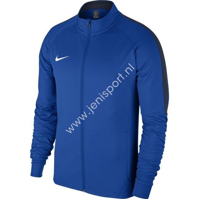 53fccd550bc ... Nike Academy 18 Trainingsjas Royal Blauw Obsidian 893701 463 ...