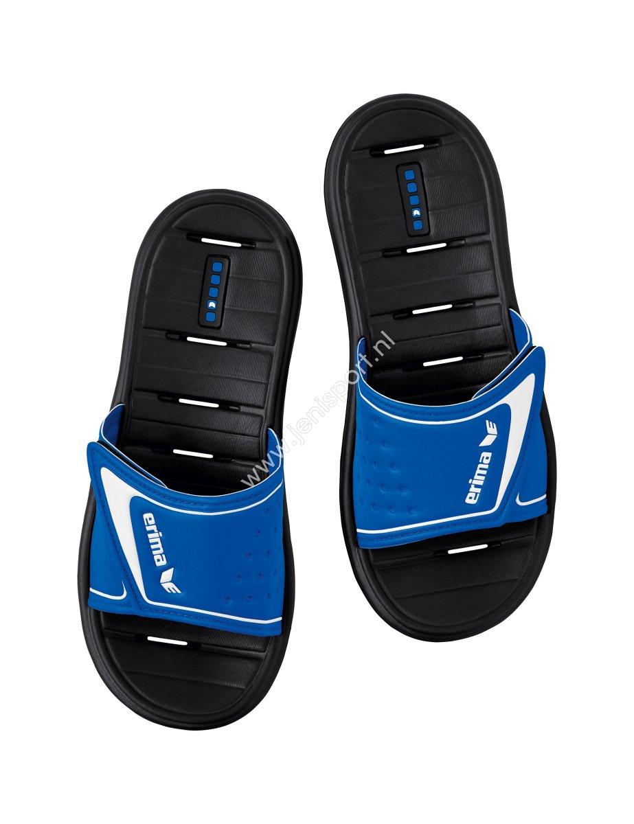Erima Slippers 860301 Erima Slippers Detail Erima Slippers Blauw 7511802