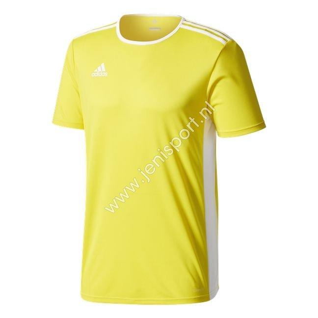4461f7318c1 Adidas Entrada 18 Shirt Kind | Adidas Sportshirts | Jeni Sport