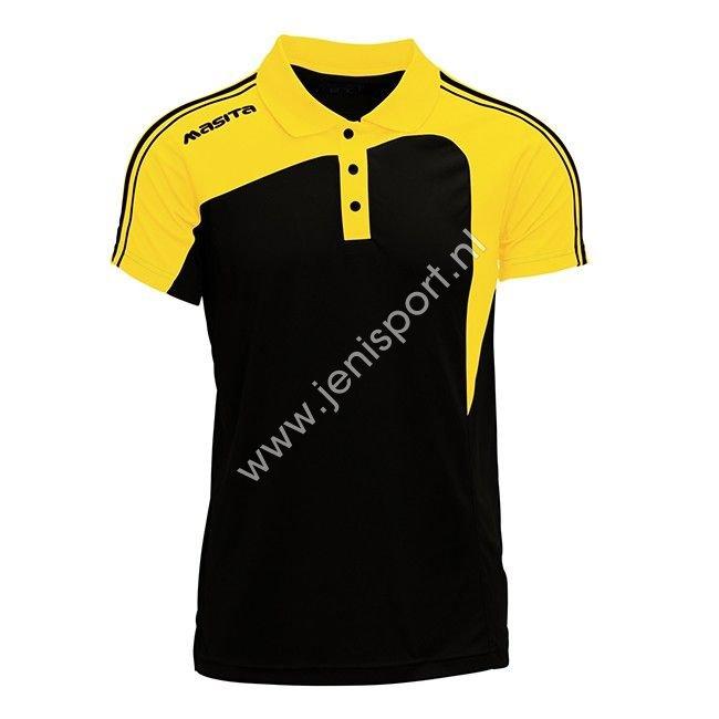 5808cf4890e Masita Polo Forza | Poloshirts Heren | Jeni Sport